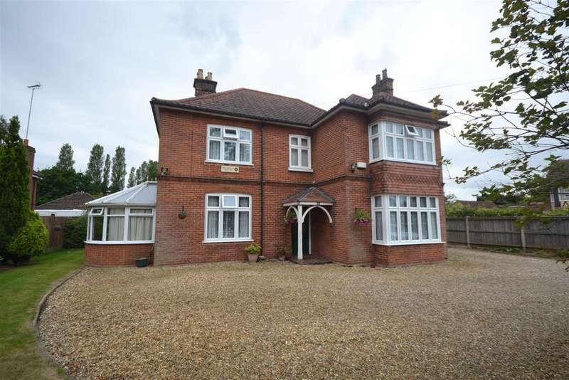 5 Bedrooms Detached House for sale in North Walsham, NR28