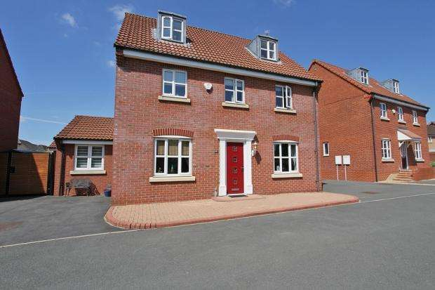 6 Bedrooms Detached House for sale in Mcellen Road Abram Wigan