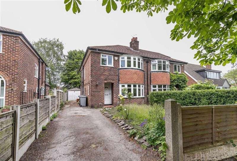 3 Bedrooms Semi Detached House for sale in Claremont Drive, West Timperley