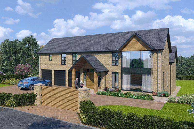 5 Bedrooms Detached House for sale in Oak Lodge, Plot 1, Mill View, Runnymede Road, Darras Hall, Ponteland