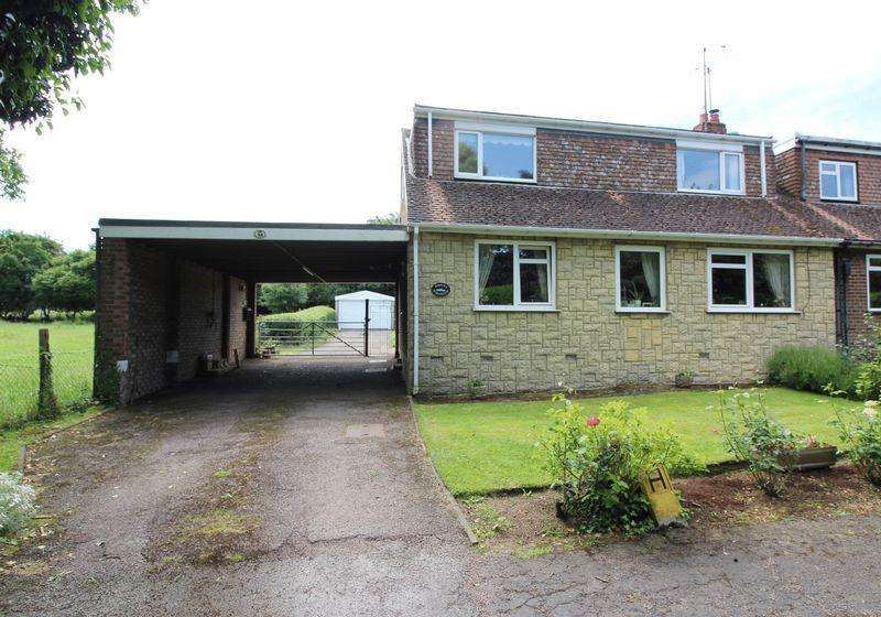 4 Bedrooms Semi Detached House for sale in Streatley