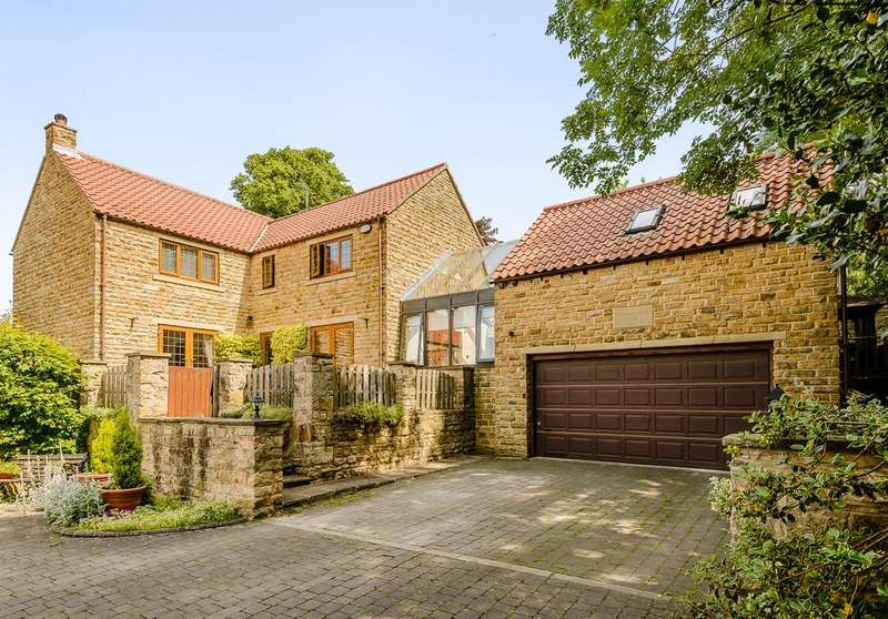 4 Bedrooms Detached House for sale in Church Street, Barlborough, S43
