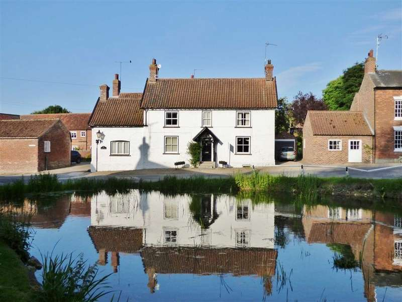 4 Bedrooms Detached House for sale in The Green, Bishop Burton