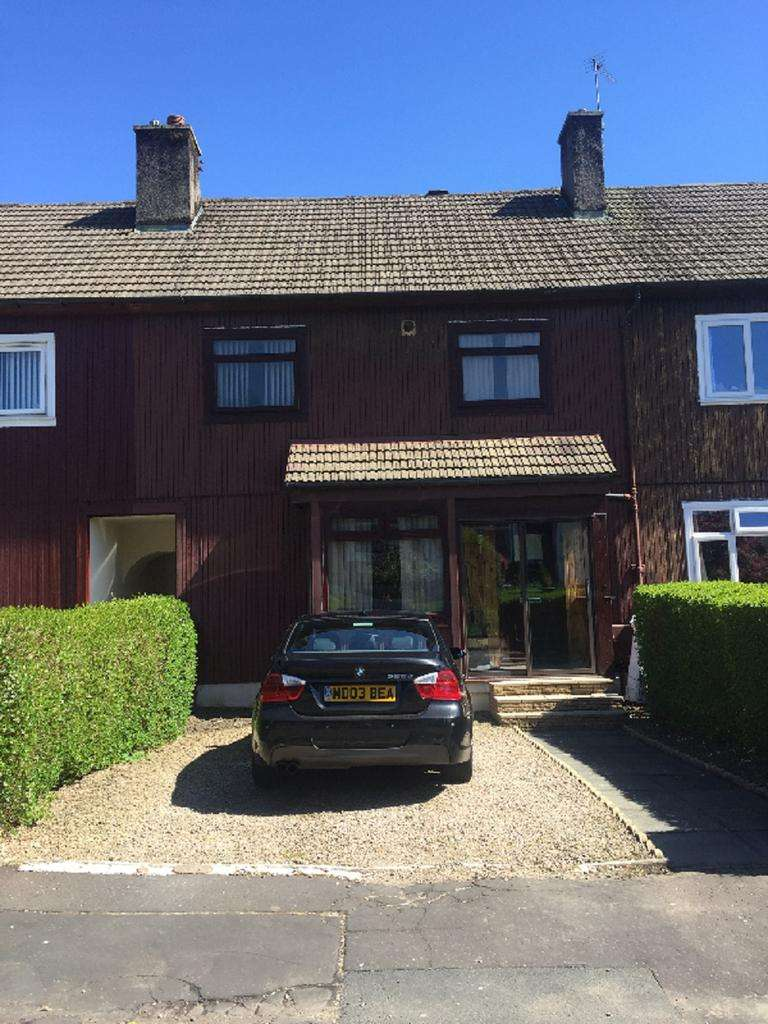 3 Bedrooms Terraced House for sale in 4 Crichton Avenue, DALRY, KA24 5EL
