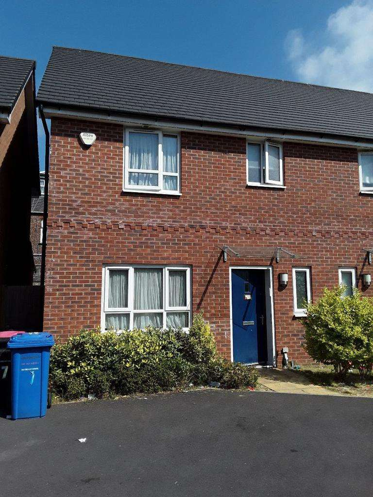 3 Bedrooms Detached House for sale in Carnarvon Street Salford M7 4QH