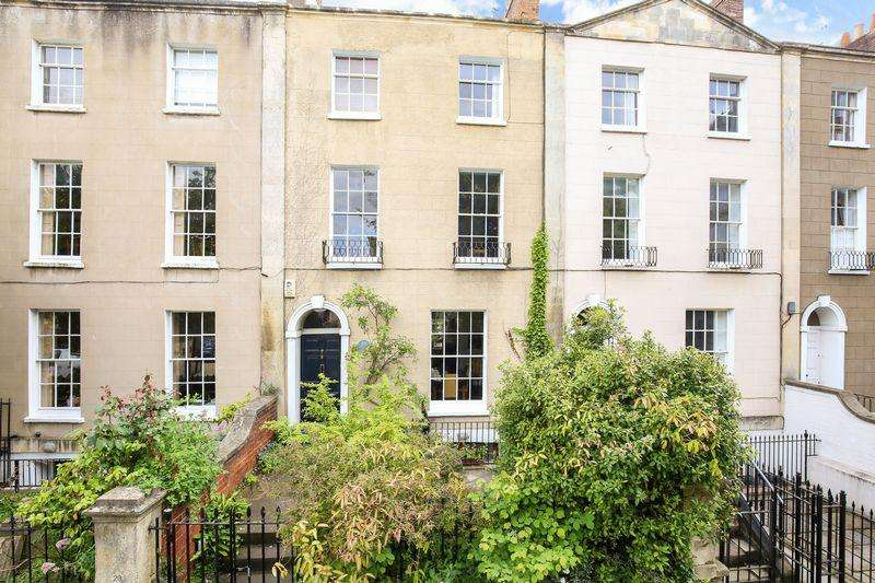 4 Bedrooms Terraced House for sale in Clifton, Bristol