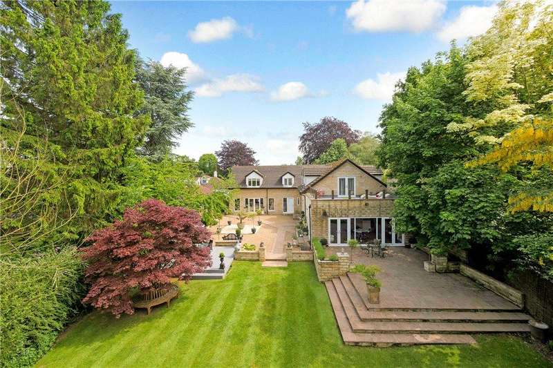 5 Bedrooms Detached House for sale in Harewood Road, Collingham, Wetherby, West Yorkshire