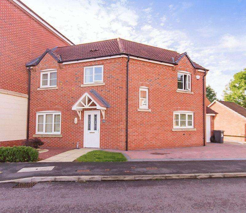 3 Bedrooms Semi Detached House for sale in PRESTWICK WAY, CHELLASTON