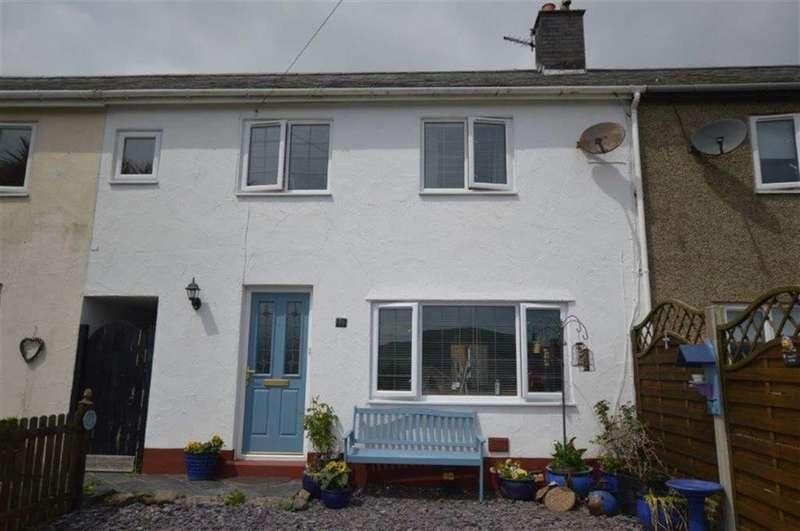 2 Bedrooms Terraced House for sale in 32, Maesegryn, Llanegryn, Tywyn, Gwynedd, LL36