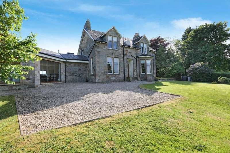 5 Bedrooms Detached Villa House for sale in Braehead Road, Thorntonhall, Glasgow, G74