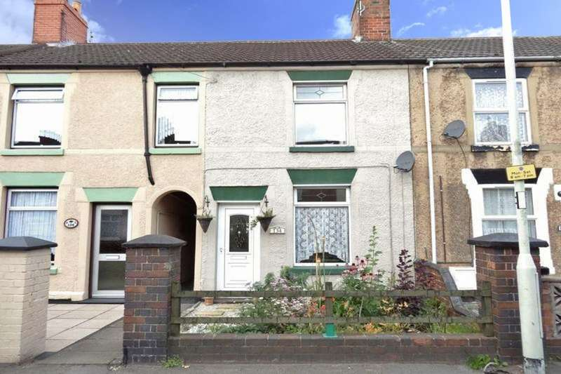 2 Bedrooms Property for sale in Belvoir Road, Coalville, LE67