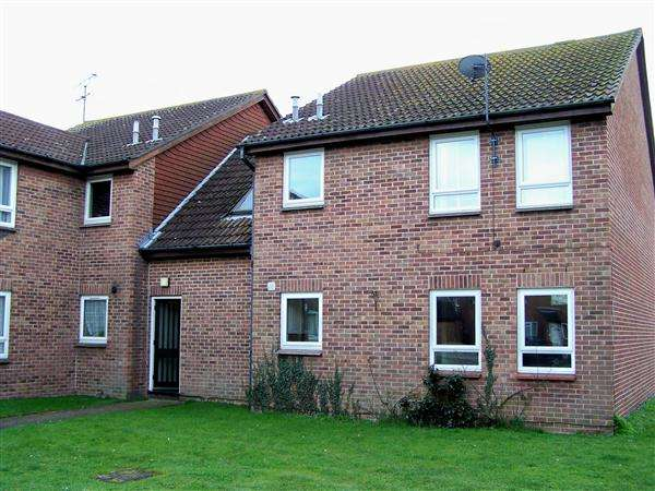 Studio Flat for sale in Bramber Court, Cippenham, Slough