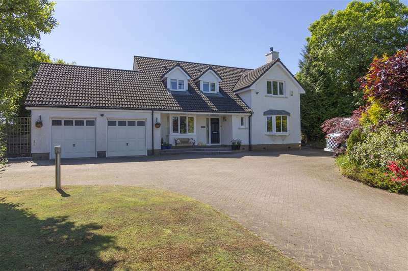 5 Bedrooms Detached House for sale in Lindon, Powmill
