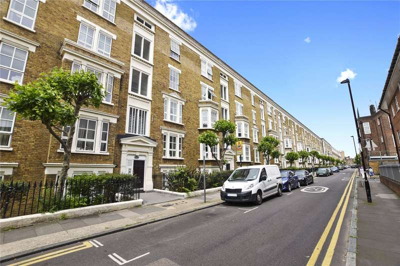2 Bedrooms Flat for sale in Wilmot Street Bethnal Green