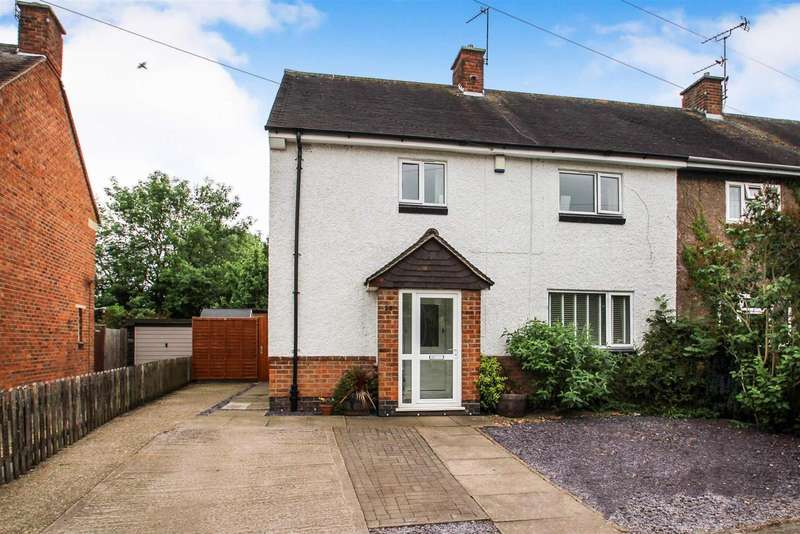 3 Bedrooms Detached House for sale in Babington Road, Rothley