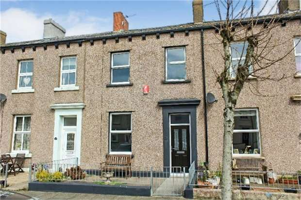 3 Bedrooms Terraced House for sale in Wampool Street, Silloth, Wigton, Cumbria