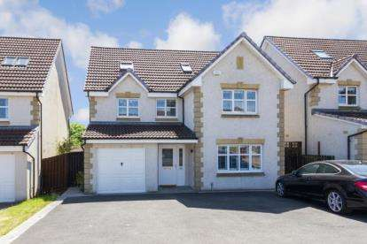 6 Bedrooms Detached House for sale in Bruce Avenue, Cambuslang, Glasgow, South Lanarkshire