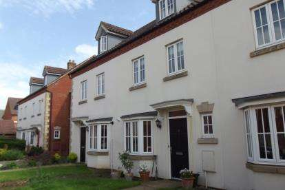 4 Bedrooms Terraced House for sale in Ibbett Lane, Potton, Sandy, Bedfordshire
