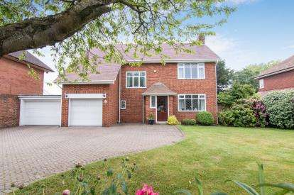 4 Bedrooms Detached House for sale in St. Michaels Road, Crosby, Liverpool, Merseyside, L23