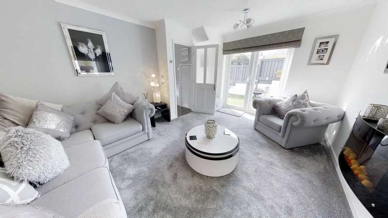 3 Bedrooms Detached House for sale in Mount Tamar Close, Plymouth, PL5 2AL