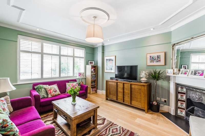 4 Bedrooms House for sale in Ellington Road, Muswell Hill, N10