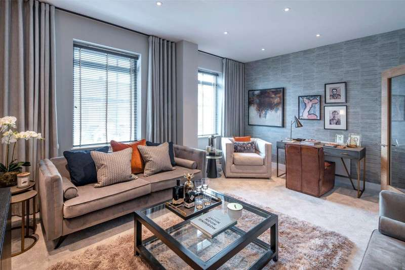 4 Bedrooms House for sale in Kilburn Lane, London, W10
