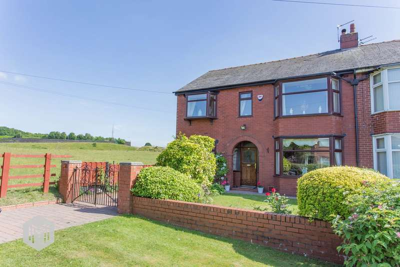 4 Bedrooms Semi Detached House for sale in Ringley Road West, Radcliffe, Manchester, M26