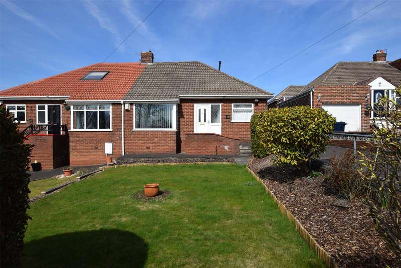2 Bedrooms Semi Detached Bungalow for sale in Birtley