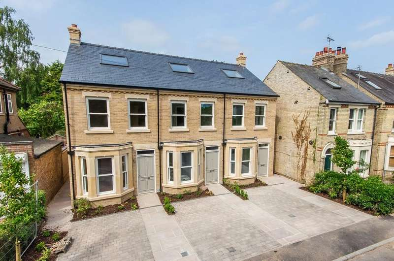 2 Bedrooms End Of Terrace House for sale in Station Road, Histon