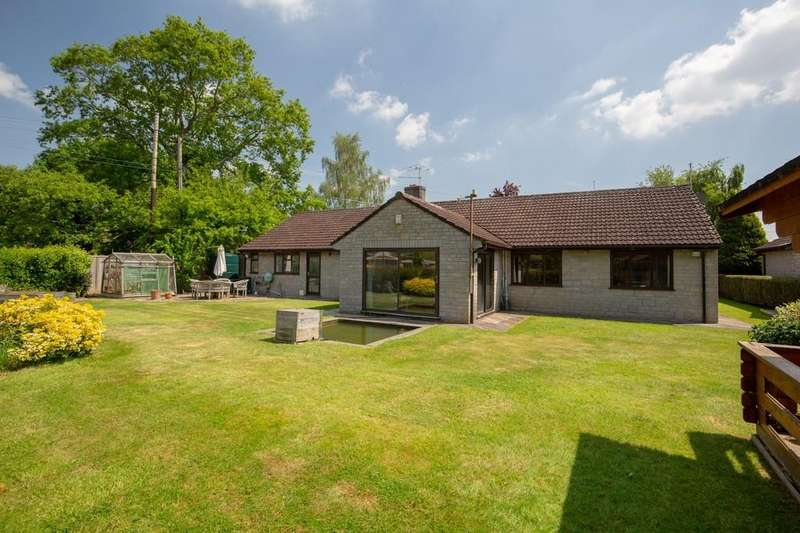 3 Bedrooms Detached Bungalow for sale in Alford