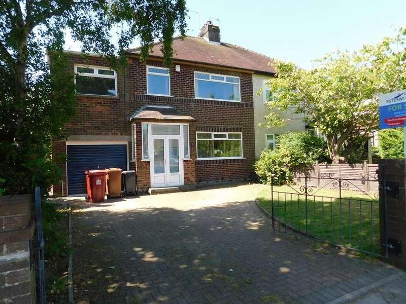 5 Bedrooms Semi Detached House for sale in 9 Dane Avenue, Barrow-in-Furness, Cumbria, LA14 4JS