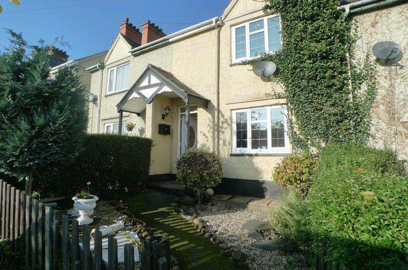 2 Bedrooms Terraced House for sale in Myddleton Avenue, Denbigh