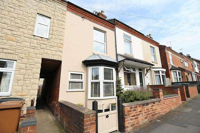 3 Bedrooms End Of Terrace House for sale in JACKSON AVENUE, ILKESTON