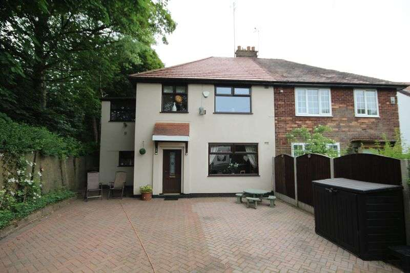 4 Bedrooms Property for sale in Norden Road Bamford, Rochdale