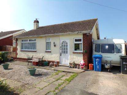 2 Bedrooms Bungalow for sale in Marion Road, Prestatyn, Denbighshire, LL19