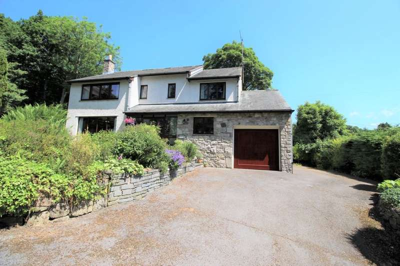 4 Bedrooms Detached House for sale in Haverthwaite, Ulverston, LA12