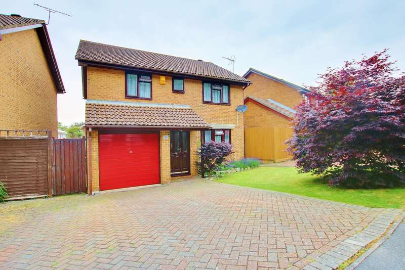 4 Bedrooms Detached House for sale in Swincombe Rise, West End