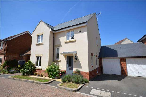 4 Bedrooms Link Detached House for sale in The Robins, Bracknell, Berkshire