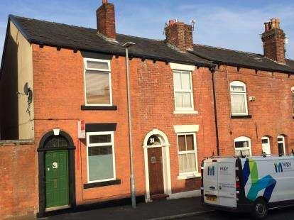 2 Bedrooms Terraced House for sale in Warrington Street, Stalybridge, Greater Manchester, United Kingdom