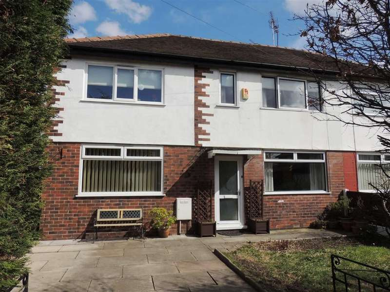 4 Bedrooms Semi Detached House for sale in Davies Road, Bredbury, Stockport