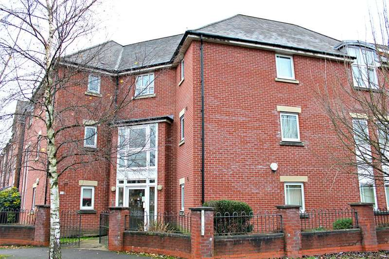 2 Bedrooms Flat for sale in Chorlton Road, Manchester, M15 4JG