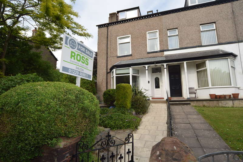 4 Bedrooms End Of Terrace House for sale in Fair View, Dalton-in-Furness LA15 8RZ