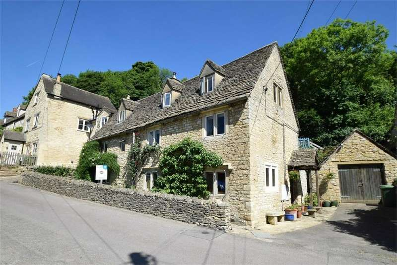 5 Bedrooms Detached House for sale in Downend, Horsley, Nr Nailsworth