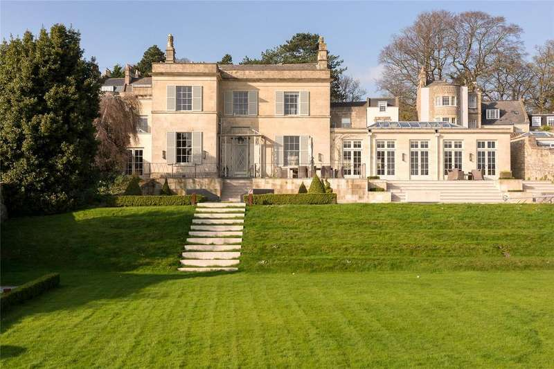 5 Bedrooms Detached House for sale in Sion Hill, Bath, Somerset, BA1