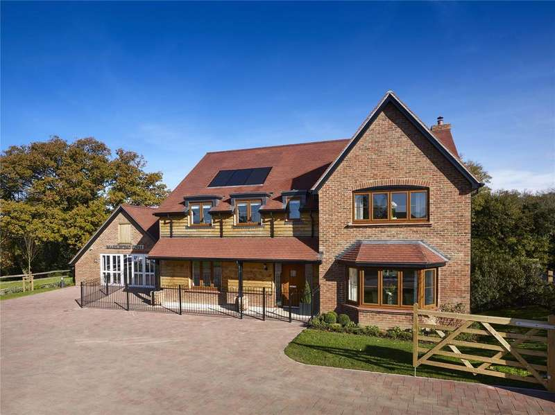 5 Bedrooms Detached House for sale in The Hornoak, Stables Development, Medstead, Hampshire