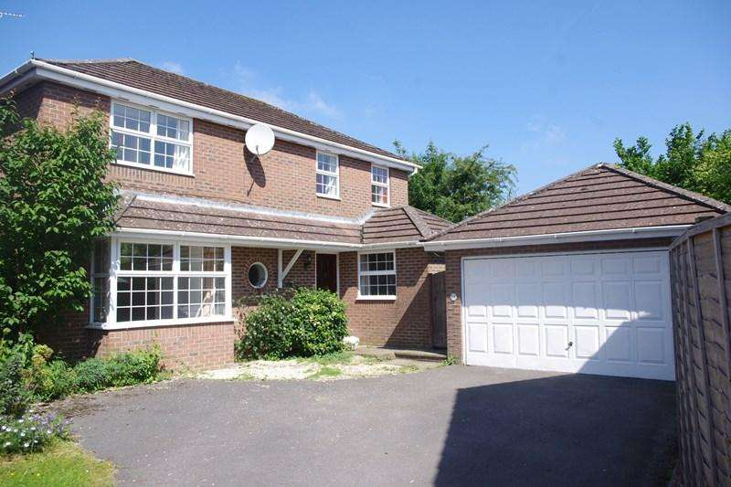 4 Bedrooms Detached House for sale in Windy Ridge, Beaminster