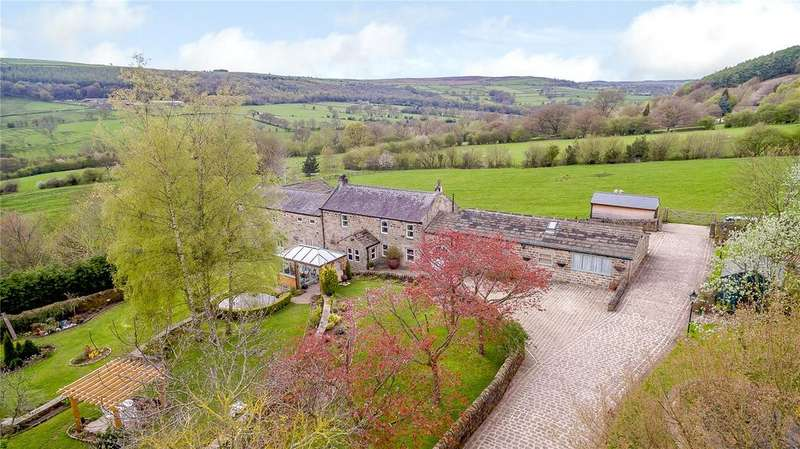 6 Bedrooms Detached House for sale in Lower Norwood Road, Norwood, Otley, West Yorkshire