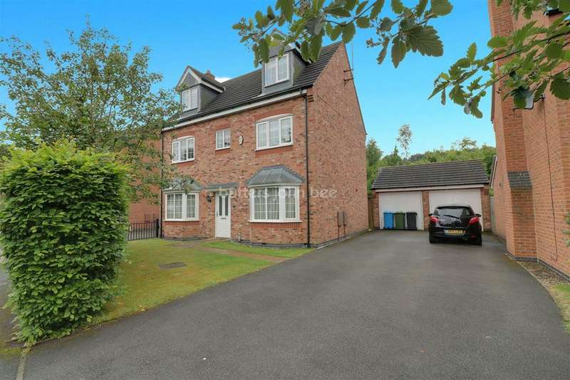 5 Bedrooms Detached House for sale in Buttercup Close, Huntington