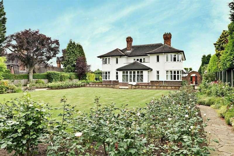 4 Bedrooms Detached House for sale in Bramcote, Nottingham, Nottinghamshire