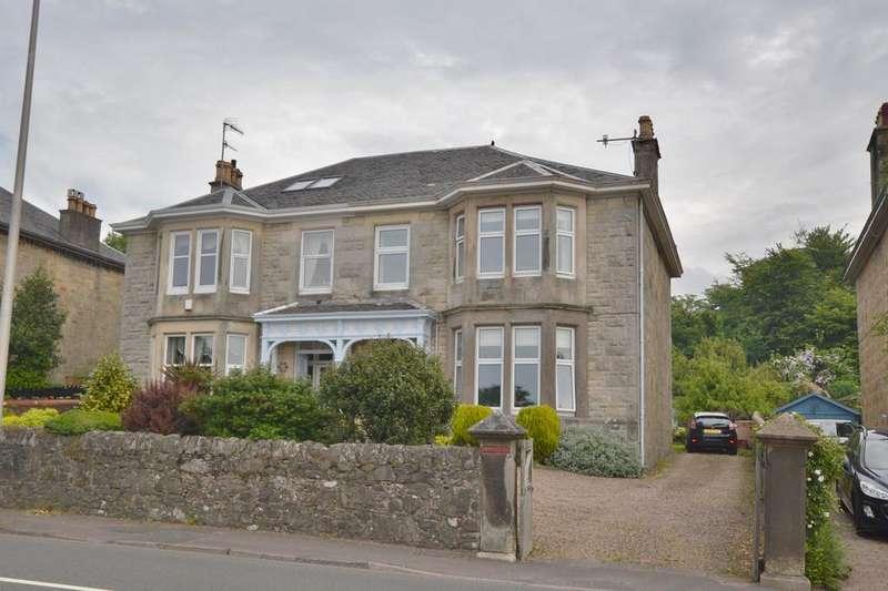 4 Bedrooms Semi Detached House for sale in 21 Snowdon Terrace, Seamill, WEST KILBRIDE, KA23 9HN